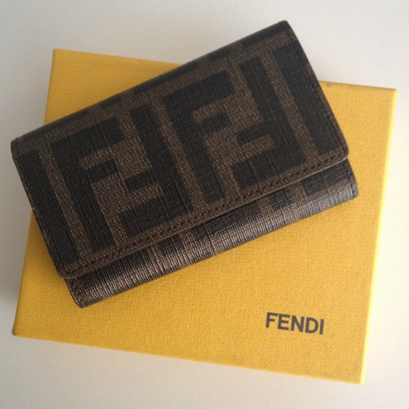 FENDI Clutches & Wallets - Fendi Keyfob