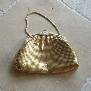 Vintage clutch from the 1940's