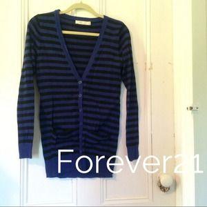 Forever21 Boyfriend Cardigan
