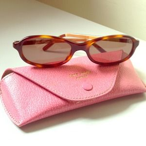 Kate Spade sunglasses and case Italy