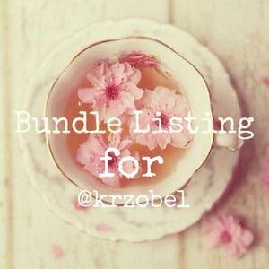 Bundle for @krzobel