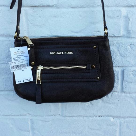 f6dab6949b26 Michael Kors Bags | Reduced Gilmore Crossbody | Poshmark