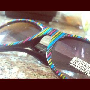 Jewelry - Cute colorful sunglasses