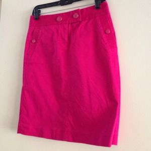 REDUCED Cotton pencil skirt from J.Crew