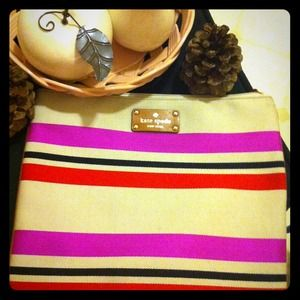 *HP* Now $79 Kate Spade clutch 70% off! FREE ship!