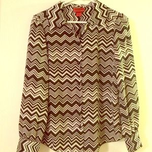  SALE!! NWT Missoni for Target Blouse