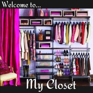 💜Welcome to my closet💕