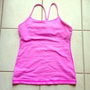 Lululemon Power Y-Tank