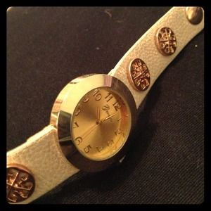Geneva gold watch!