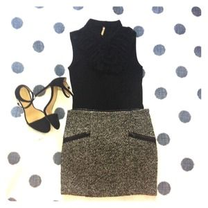Zara Basic Mini Skirt