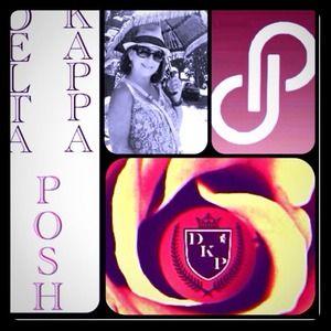 Proud Delta Kappa Posh member!