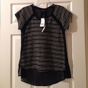 *REDUCED* Sanctuary front knit high/low top