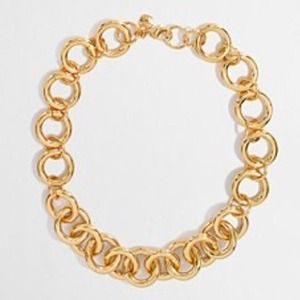 HOST PICK 12/8 J. Crew chain link necklace