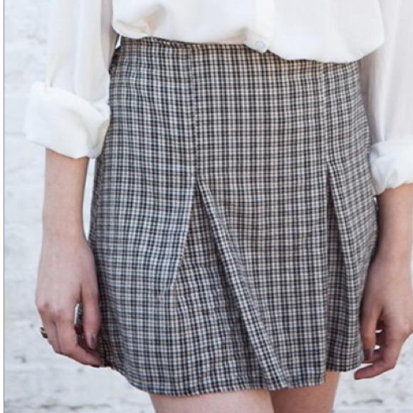 0464c1456f Brandy Melville Skirts | Kaitlee Skirt | Poshmark