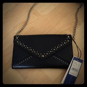 New Rebecca Minkoff wallet on a chain