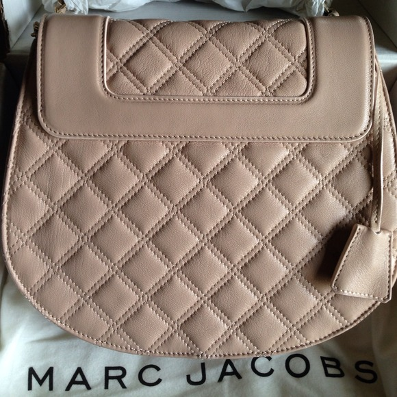 Marc Jacobs Handbags - Marc Jacobs Saffron Blush Leather Bag. NWT and box 2
