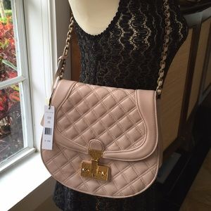 Marc Jacobs Bags - Marc Jacobs Saffron Blush Leather Bag. NWT 1