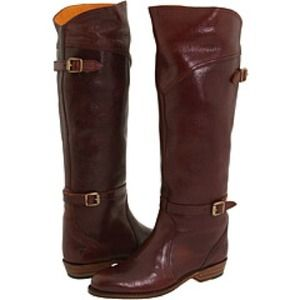 Frye Boots - Frye Dorado Boot Chocolate Brown