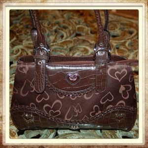 Handbags - 🎉💃Winter Sale💃🎉 Chocolate Handbag - NWOT