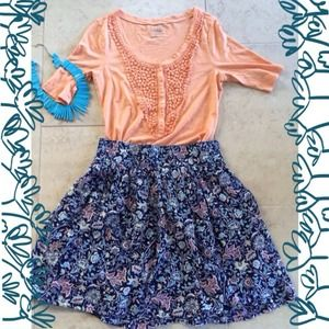 Old Navy Tops - Orange Old Navy Top
