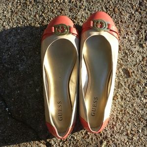 Guess Shoes - Guess flats 8.5