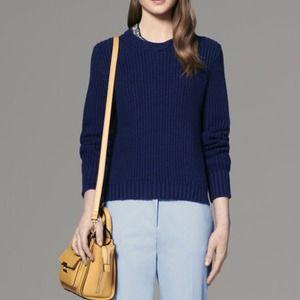 Phillip Lim Sequined Sweater in Blue