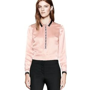 Tory Burch Grace top.