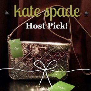 ❤HOST PICK! ♠Authentic Kate Spade! NWT!♠❤❤