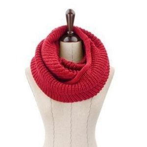 Accessories - Knit Infinity Scarf