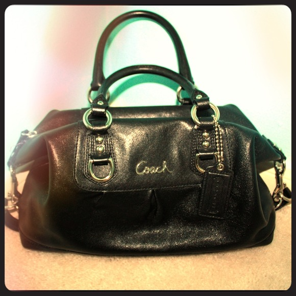 Coach Handbags - Coach medium satchel hold for @maribell