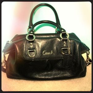 Coach Bags - Coach medium satchel hold for @maribell