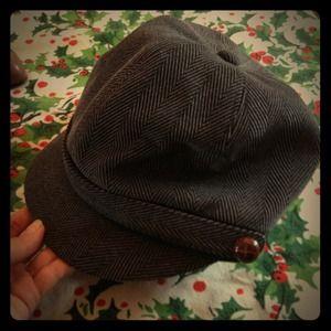 Cute fall brimmed hat. NWOT.