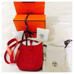 Hermes - Authentic Hermes Evelyne TPM Bambou from Juno\u0026#39;s closet on ...