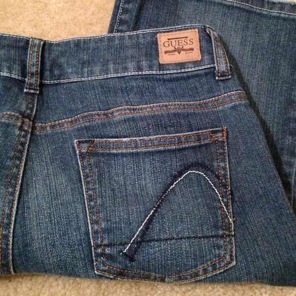 Guess Denim - GUESS JEANS, size 24!