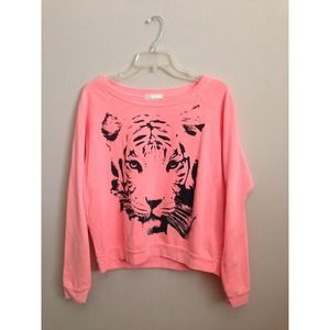 ❌HOLD❌ Lion sweater!