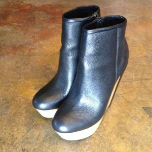Kelsi Dagger Acalia Wedged Boots