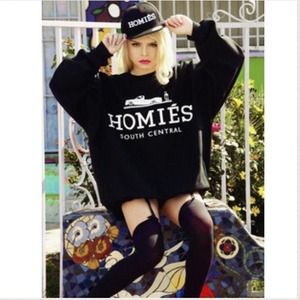 Jackets & Blazers - CURRENTLY AVAILABLE❗️HOMIES SWEATSHIRT🌟