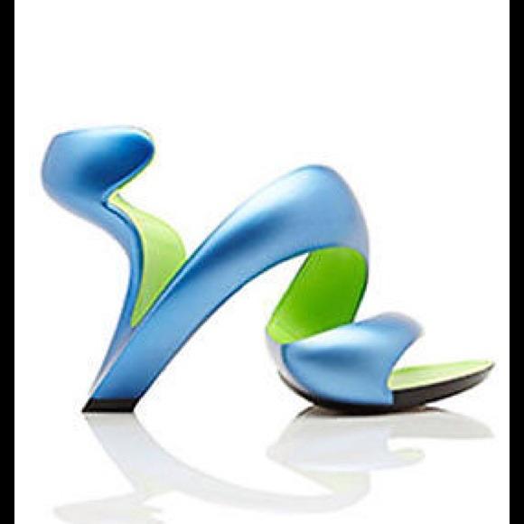 291585b237 New Authentic Julian Hakes Mojito Sandals