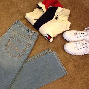 Size 11/12 Aeropostale Jeans