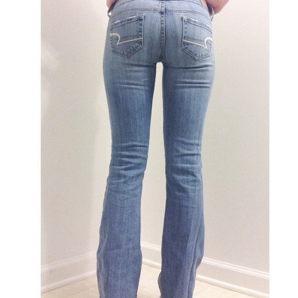75% off American Eagle Outfitters Denim - SALE! AE Flare Jeans ...