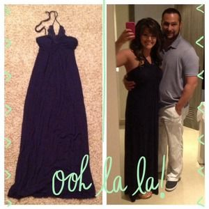 Dresses & Skirts - Navy Maxi