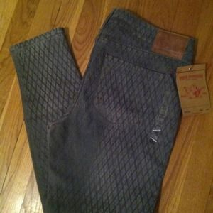 TRUE RELIGION HALLE MOJAVE JEANS