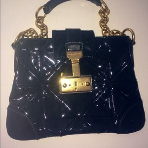 Marc Jacobs 100 pct Authentic patent leather bag