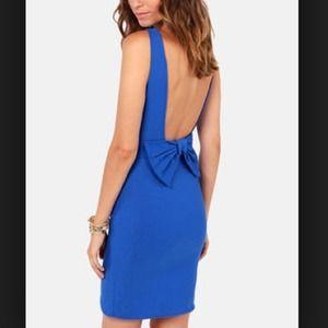 Dresses & Skirts - Backless Dress