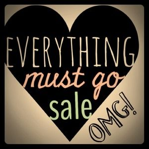 Lots of new with tags items!! Sale!