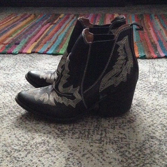 Free People Boots - Jeffrey Campbell for Free People booties 2