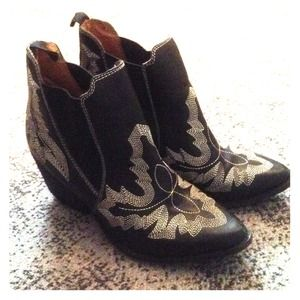 Jeffrey Campbell for Free People booties