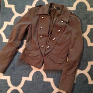 Jackets & Blazers - Fashion Army Style Blazer