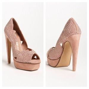 Jeffrey Campbell Shoes - { JEFFREY CAMPBELL } Pink Turner 2 Pump STUNNERS!