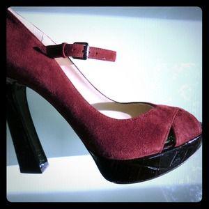 New MK Heels